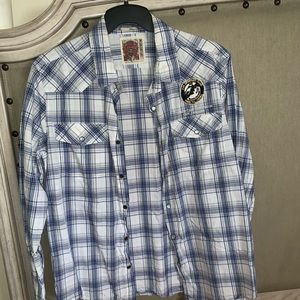 Men's Forever 21 button up